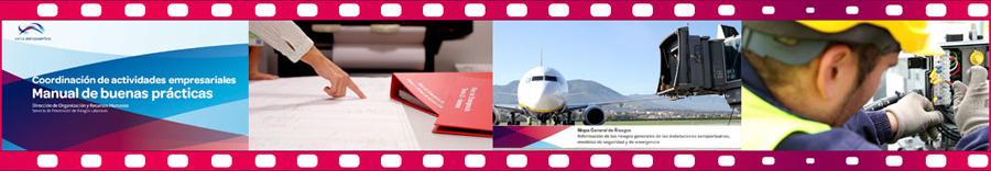 Aena Aeropuertos - Coodinación de Actividades Empresariales